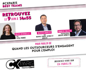 9 juin à 14h55 : Table ronde du SP2C au #CXPARIS