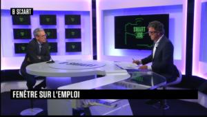 Interview de Patrick Dubreil sur B-MART TV
